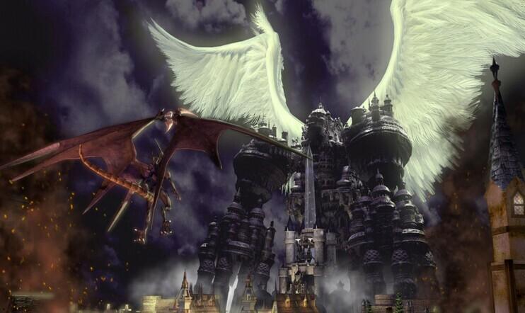 Final Fantasy IX, Final Fantasy, Square Enix, Cyber Group Studios, animaatio,