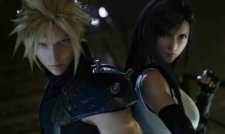 """Final Fantasy VII Remakesta pidempi traileri ja pelikuvaa – ensimmäinen Midgariin sijoittuva osa on kuin """"itsenäinen pelikokemus"""""""