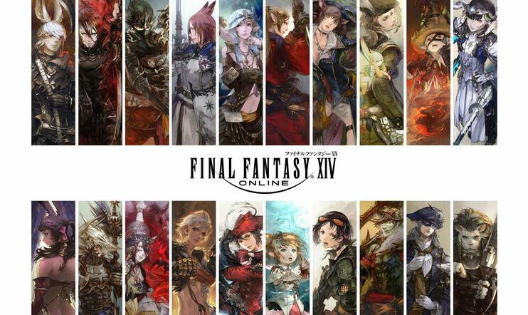 Final Fantasy XIV, The Realm Reborn, Final Fantasy,  Naoki Yoshida, Endwalker,