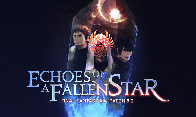 Final Fantasy VII, Final Fantasy, Final Fantasy XIV, Shadowbringers, Ruby Weapon, Echoes of a Fallen Star, FFXIV, MMO, päivitys,