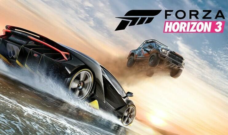 Forza Horizon 3, Forza Horizon, Microsoft, Microsoft Store, Playground Games, Turn10