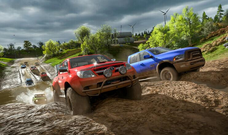 Forza, Forza Horizon, Steam, Forza Horizon 4, Microsoft, Xbox