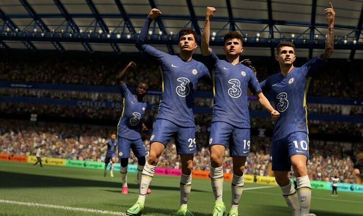 Hyvästit FIFAlle? EA harkitsee futissarjansa nimen vaihtamista