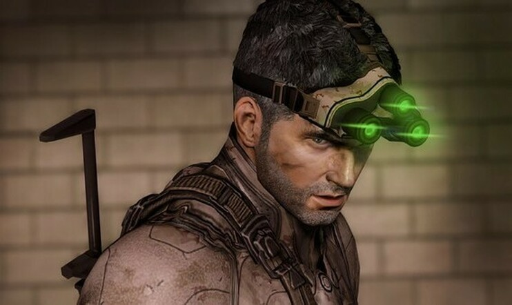 Ghost Recon Breakpoint, Ubisoft, Sam Fisher, Splinter Cell