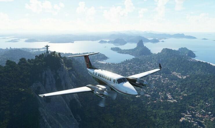 Microsoft Flight Simulator, Microsoft