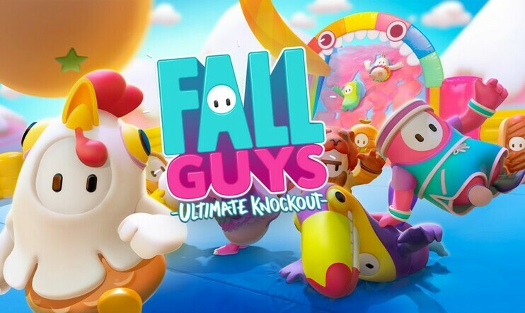 Fall Guys, Mediatonic, Doom, id Software, Doom Eternal