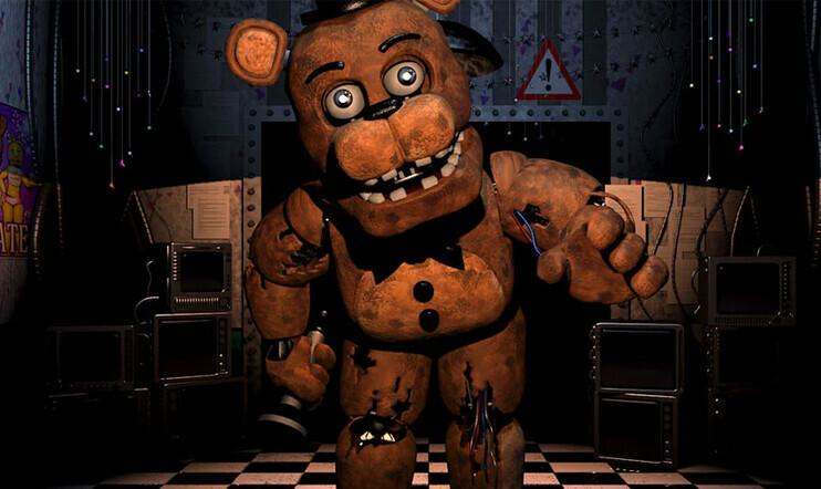 Five Nights at Freddy's, Scott Cawthon, kauhu,
