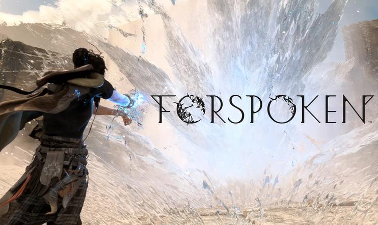 Forspoken, Square Enix, Amy Hennig, Gary Whitta, Luminous Studio, PS5,