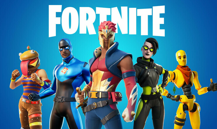 Fortnite, epic games, ps5, Xbox Series X, Xbox Series S, next gen, nextgen, uusi sukupolvi
