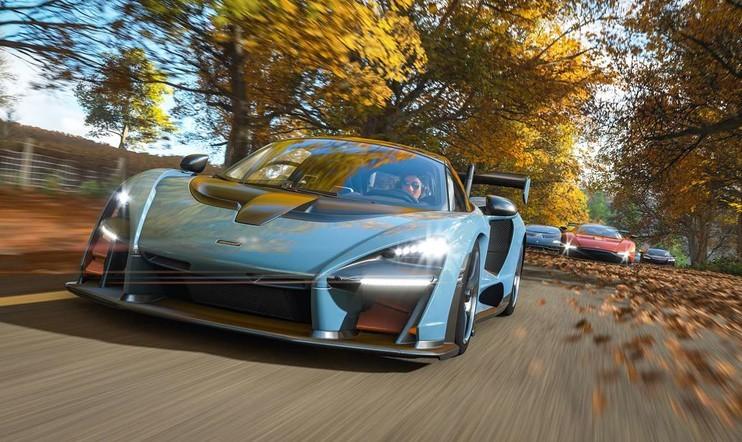Testissä Forza Horizon 4 – avoimen maailman kaahailua omassa luokassaan