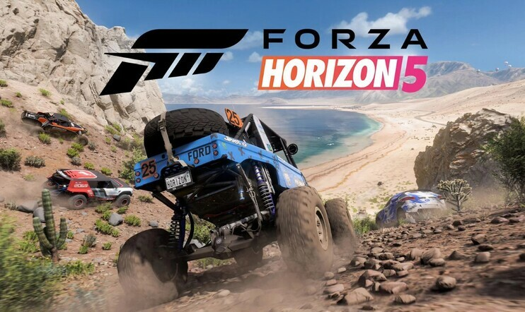 Suuri ja avoin Meksiko kutsuu – Forza Horizon 5 kaahailee loppuvuodesta
