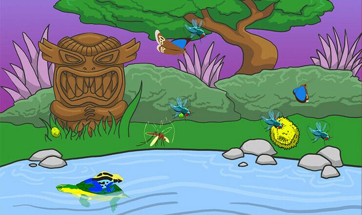 Frog Fractions julkaistiin uudelleen 4K-versiona.