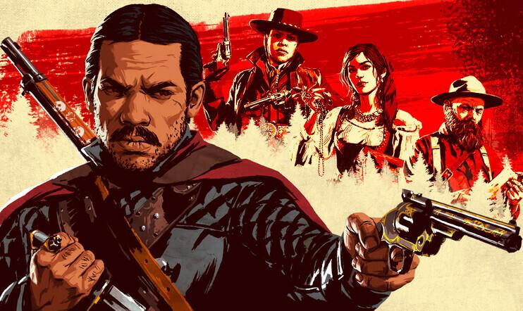 Red Dead Online, Red Dead Redemption 2, rockstar games, DLC, laajennus, moninpeli, rdr, Red Dead Redemption