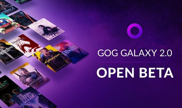 GOG, GOG Galaxy, GOG Galaxy 2.0, CD Projekt,