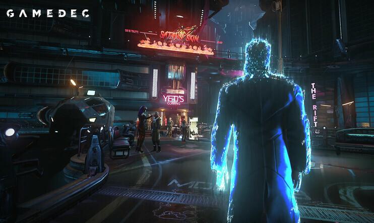 Gamedec, kyberpunk, Anshar Studios, roolipeli, dekkari, etsivä, Low City