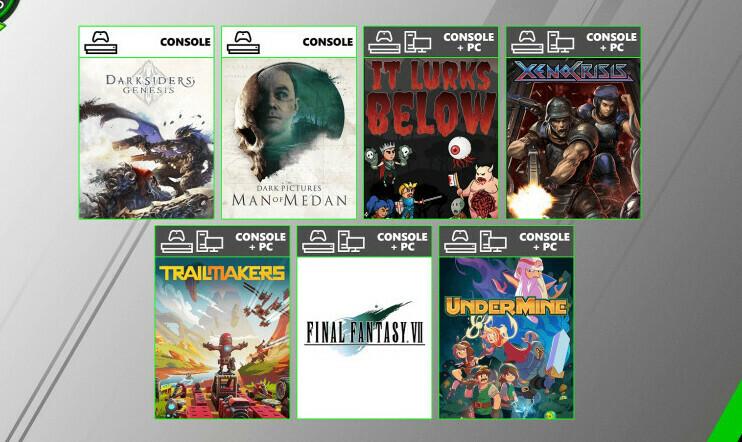 Xbox Game Pass -tilaajille on luvassa taas paljon uutta pelattavaa