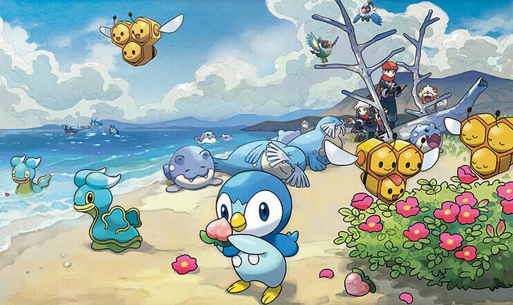 Pokémon Legends: Arceus, Pokémon Legends, Pokémon, Arceus, Brilliant Diamond, Shining Pearl, Game Freak, Nintendo, Switch,