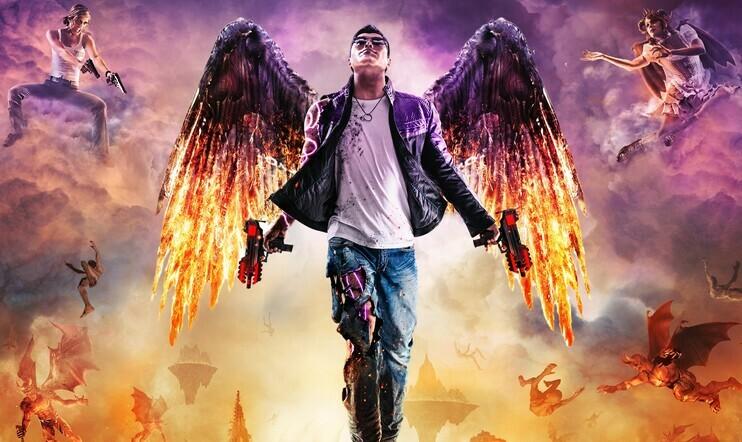 Games with Gold, gwg, Xbox live, Xbox, Microsoft, Raven, Saints Row,