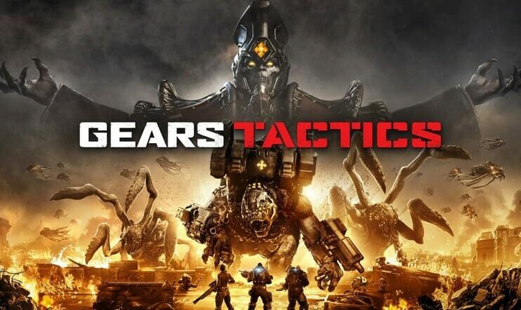 Gears Tactics, Gears, Gears of War, The Coalition, Splash Damage, Microsoft, Xbox, strategia