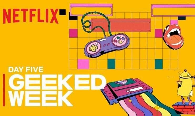 Suora lähetys: Netflix Geeked Week Gaming -lähetys