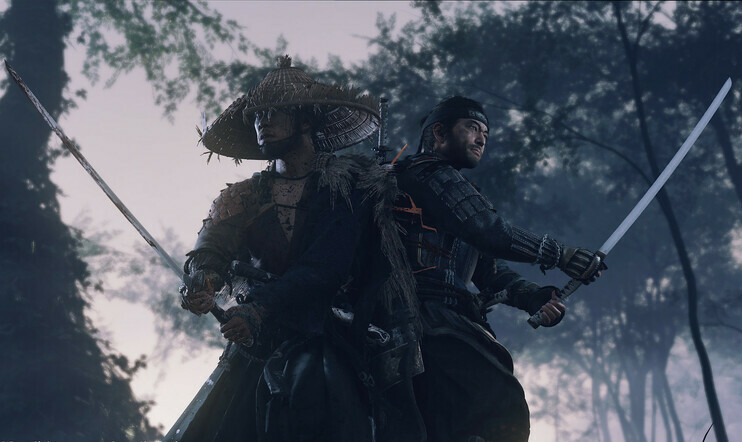 Ghost of Tsushima PS4 Sucker Punch