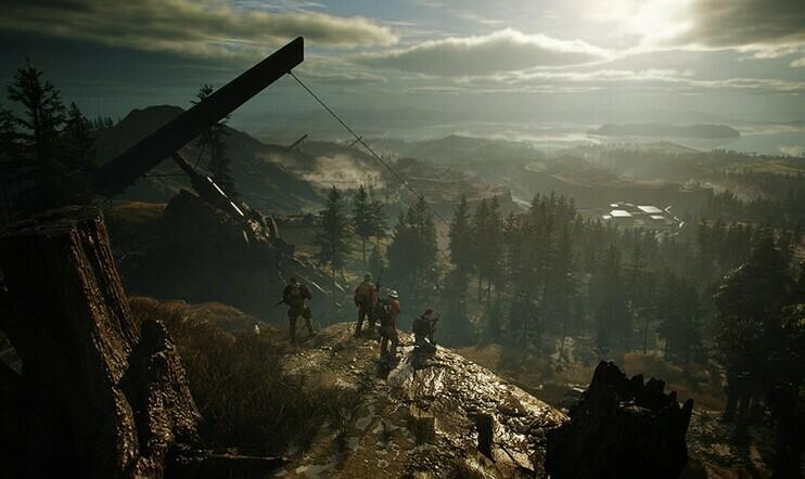 Ghost Recon Breakpoint, Ubisoft, päivitys, tekoäly