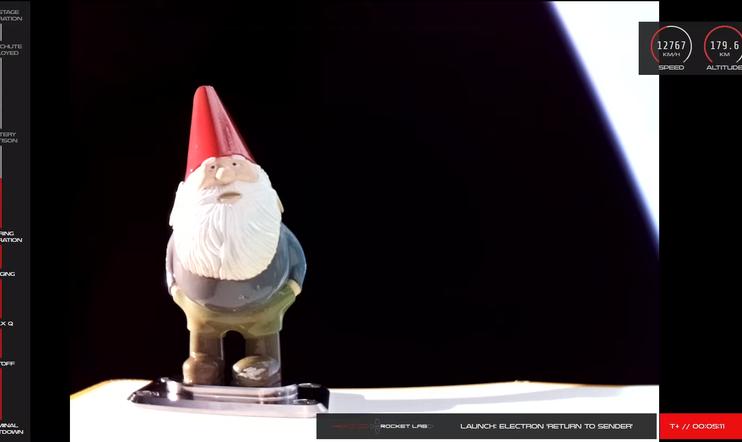Gabe Newell, Electron, Rocket Lab, Gnome Chompski, Half-Life, Valve