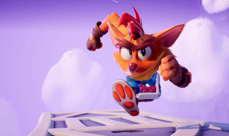 Crash Bandicoot, It's about time, Crash Bandicoot 4, activision, traileri