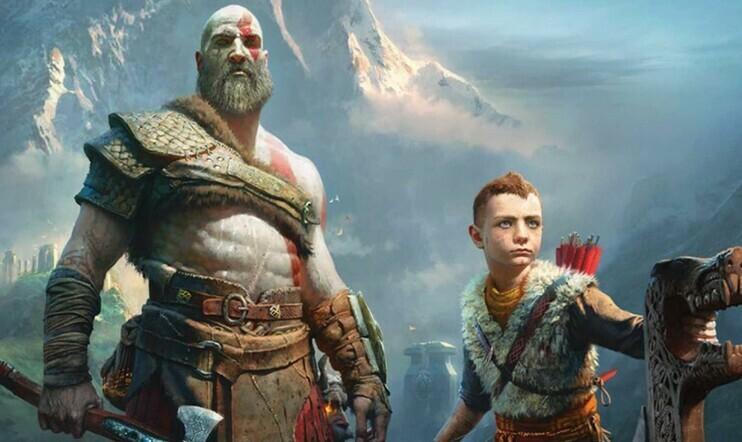 God of War, PS4, PlayStation 4, Hermen Hulst, Sony Santa Monica
