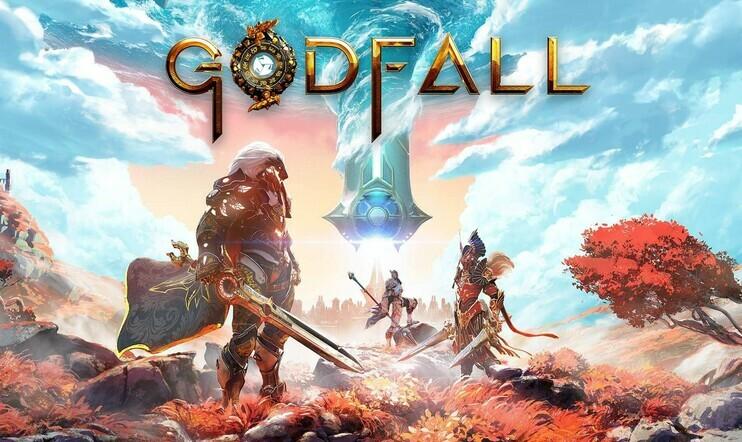 """PlayStation 5 -toimintaroolipeli Godfallista kattava esittelyvideo – tältä näyttää """"loottimätkintä"""""""