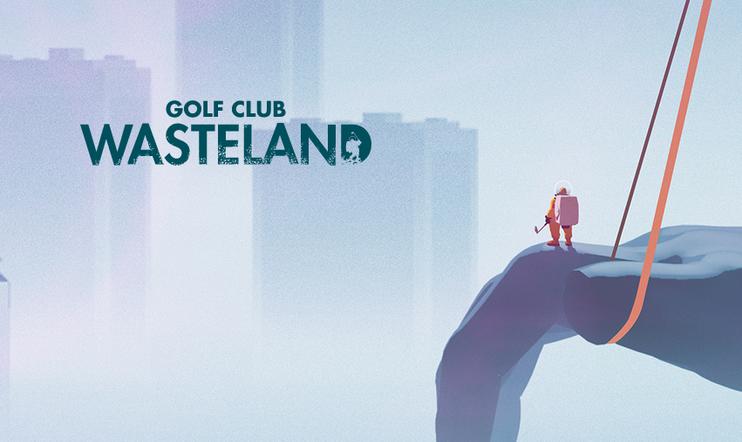 Golf Club Wasteland, golf, indie, urheilu, postapokalyptinen,