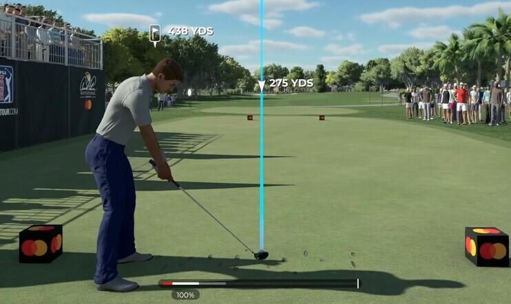 Kaupallinen yhteistyö: Lokakuun PlayStation Plus -peleistä peluussa PGA Tour 2K21