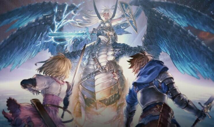 Granblue Fantasy, Granblue Fantasy: Versus, taistelu, Ark System Works, Cygames, DLC