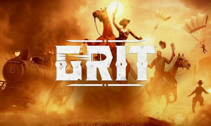 Grit, Battle Royale, Team grit, villi länsi, Wild West