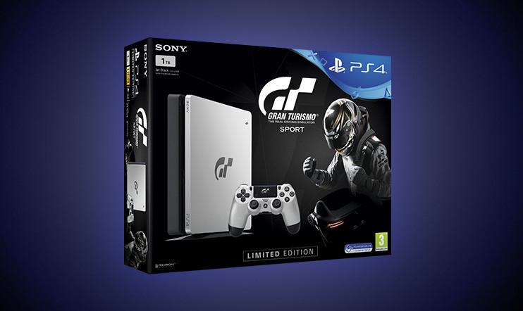 Pelaajalehti.comin erikoiskilpailu: Palkintona GT Sport PS4-erikoiskonsoli!
