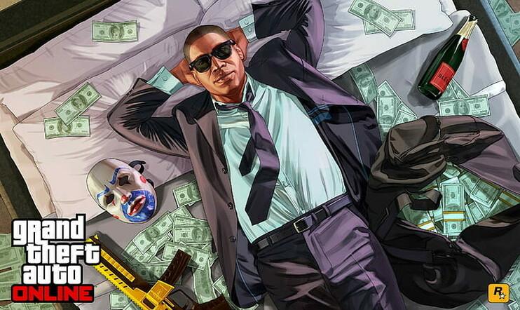 Grand Theft Auto, GTA, Take-Two, modi