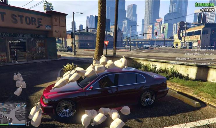 GTA Online cheat