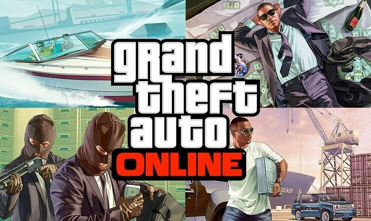 GTA Online, Rockstar, päivitys, latausaika