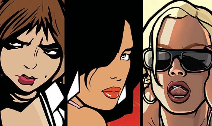 Grand Theft Auto, GTA, Grand Theft Auto: The Trilogy, The Definitive Edition, Rockstar, ikärajaluokitus, ikäraja,