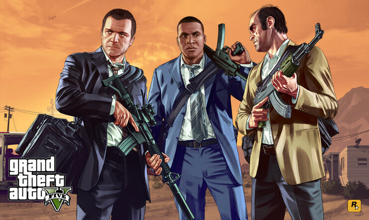 gta v, grand theft auto, Epic Games Store, Mega Sale, ilmainen, rockstar games