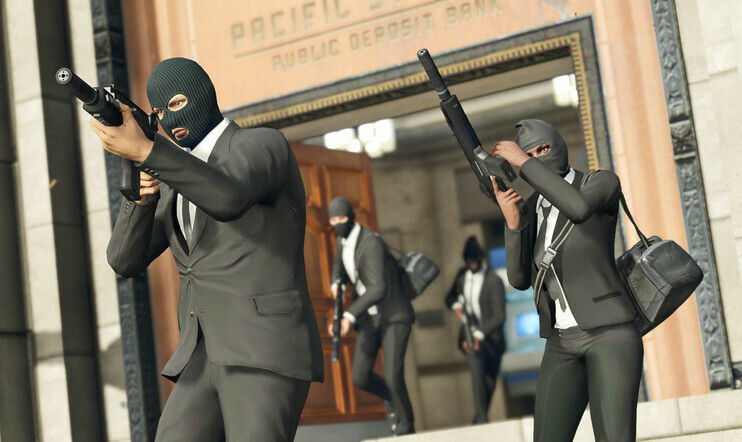 Grand Theft Auto V, Take-Two, myynnit, 140 miljoonaa, myyntiluvut, rockstar games, 2020