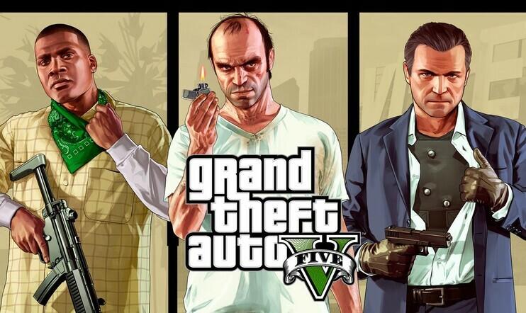 Grand Theft Auto V, GTA V, GTAV, GTA Online, Grand Theft Auto Online, PS5, Xbox Series X, Rockstar Games,