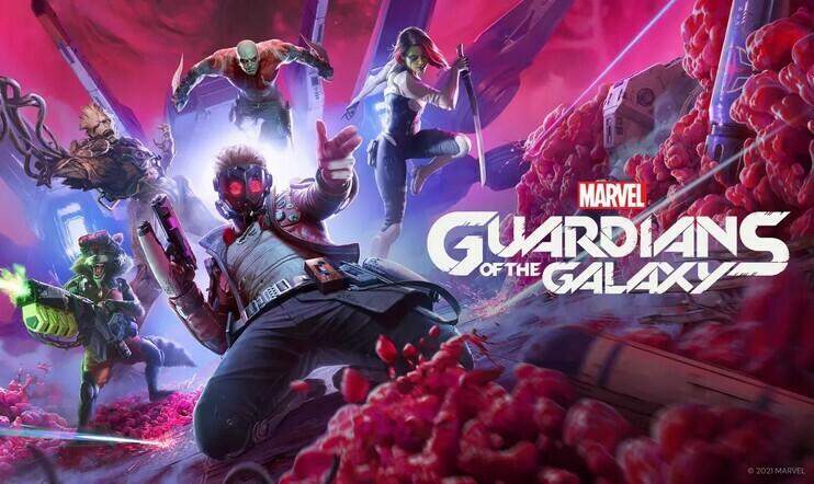 Marvel's Guardians of the Galaxy on kuin onkin Eidos-Montréalin seuraava peli – pelikuvaa ja julkaisupäivä julki
