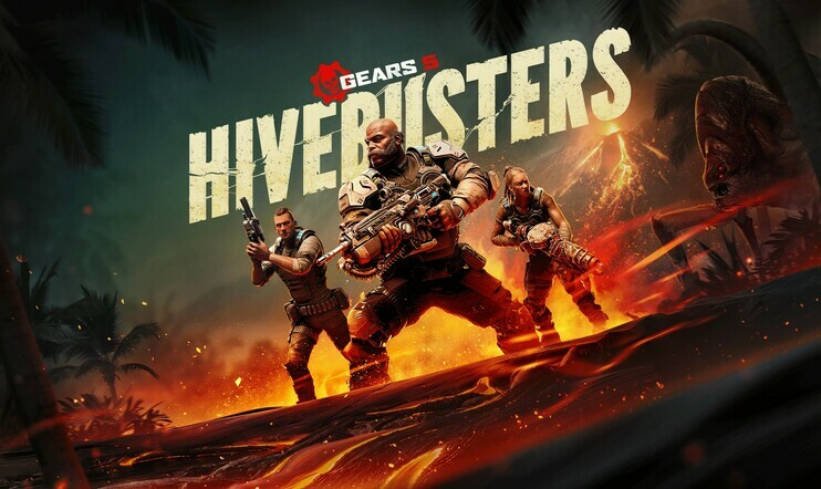 Gears 5, Hivebusters, Xbox, Xbox Game Studios, julkaisupäivä, The Coalition