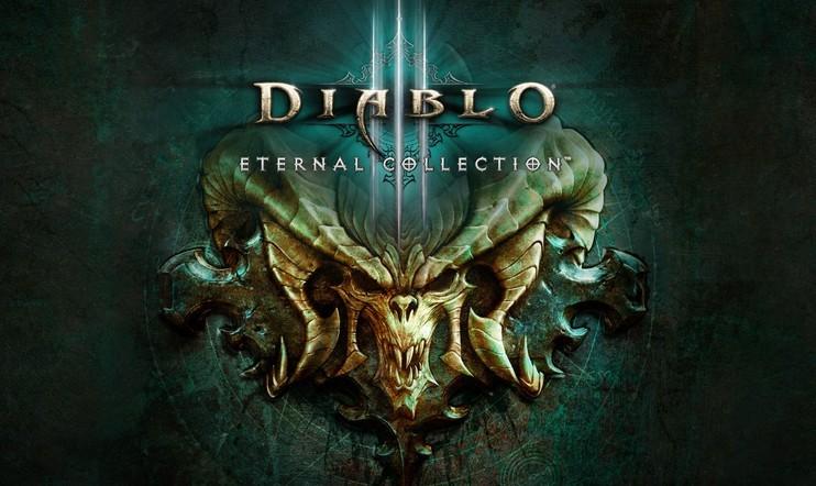 Voita Diablo III: Eternal Collection Nintendo Switchille!