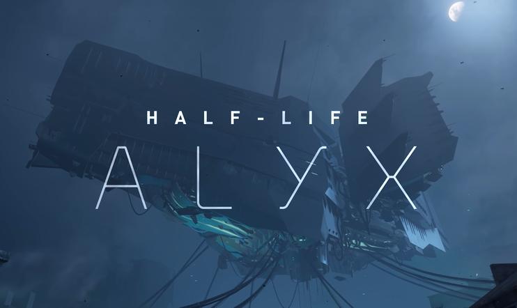 Half-Life: Alyx on samaa kokoluokkaa kuin Half-Life 2