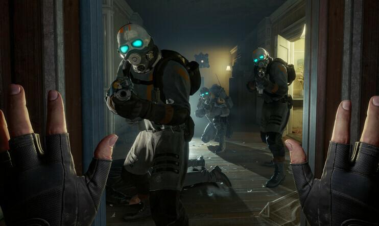 Näin toimii Half-Life: Alyx ilman VR-visiiriä