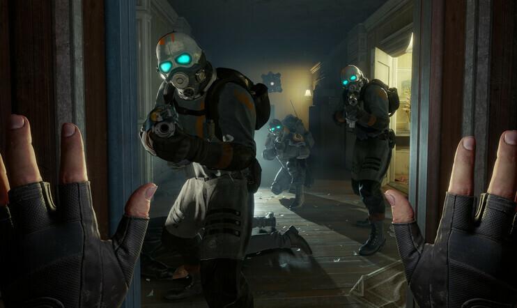 Half-Life: Alyx -kehittäjät haluaisivat tuoda Half-Lifen myös perinteisille alustoille.