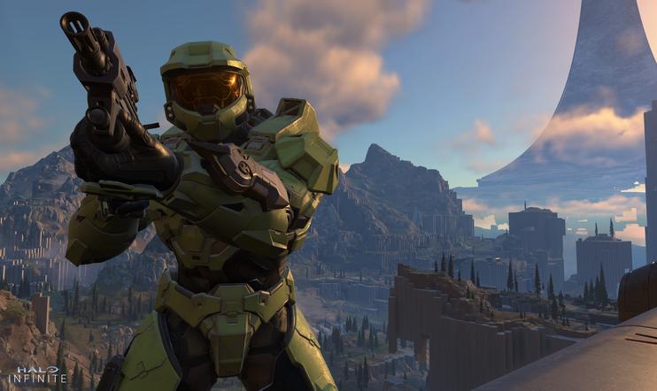 """Halo Infinite -kehittäjät vastaavat Xbox Series X -lippulaivapelin grafiikkakritiikkiin – """"monin paikoin olemme samaa mieltä"""""""