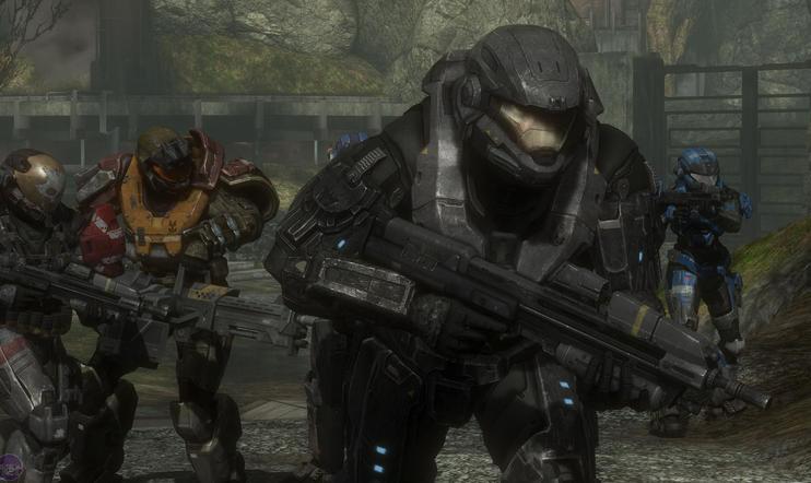 Halo Reach matchmaking alas